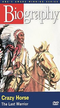 Crazy Horse the last warrior cover image