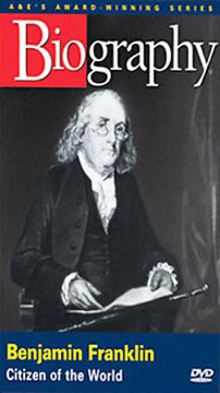 Benjamin Franklin.  Citizen of the world cover image