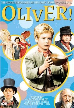Oliver! cover image