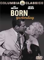 Born yesterday cover image