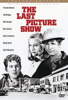 The Last picture show cover image