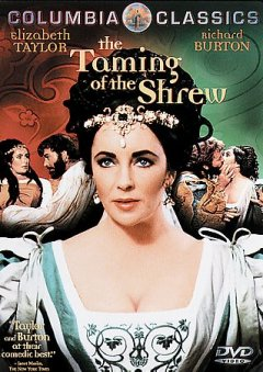 William Shakespeare's the taming of the shrew cover image