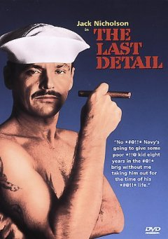 The last detail cover image