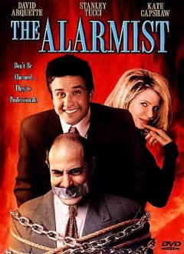 The alarmist cover image