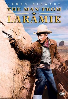 The man from Laramie cover image