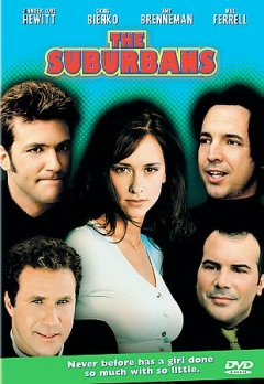 The suburbans cover image