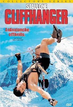 Cliffhanger cover image