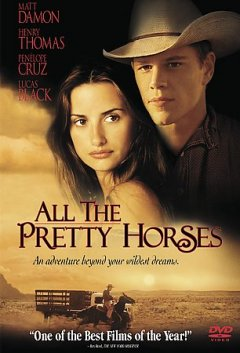 All the pretty horses cover image