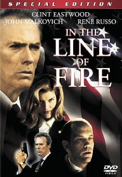 In the line of fire cover image