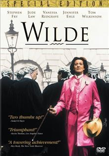 Wilde cover image