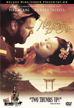 Madame Butterfly cover image