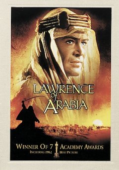 Lawrence of Arabia cover image