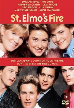St. Elmo's fire cover image