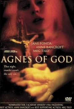Agnes of God cover image