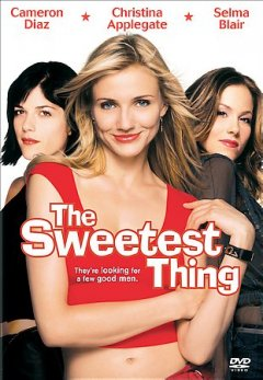 The sweetest thing cover image
