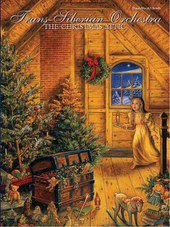 The Christmas attic cover image