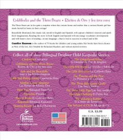 Goldilocks and the three bears = Ricitos de oro y los tres osos cover image