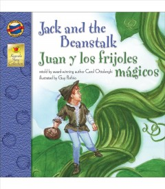 Jack and the beanstalk = Juan y frijoles magicos cover image