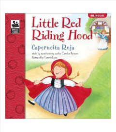 Little Red Riding Hood = Caperucita Roja cover image