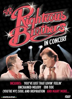 The Righteous Brothers in concert cover image