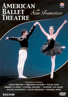 American Ballet Theatre in San Francisco cover image