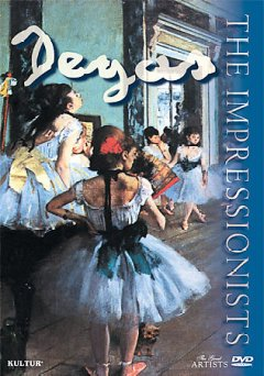 The impressionists. Degas cover image