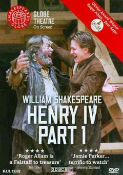 Henry IV, Part 1 (Shakespeare's Globe Theatre) cover image