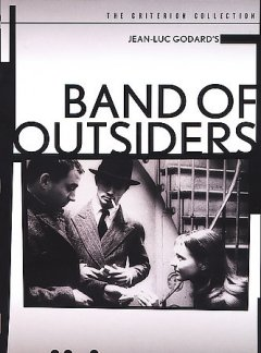 Band of outsiders Bande à part cover image