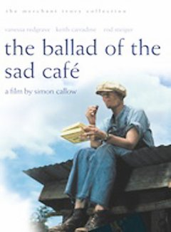 The ballad of the sad café cover image