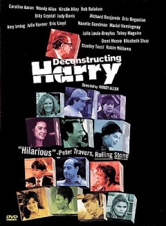 Deconstructing Harry cover image