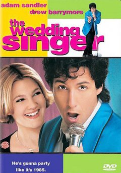 The wedding singer cover image