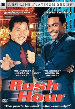 Rush hour cover image