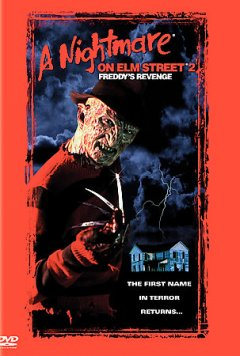 A Nightmare on Elm Street. Part 2, Freddy's revenge cover image
