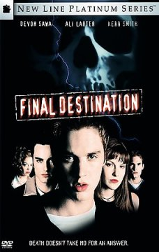 Final destination cover image