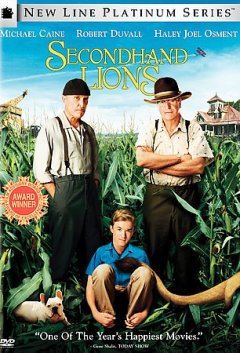 Secondhand lions cover image