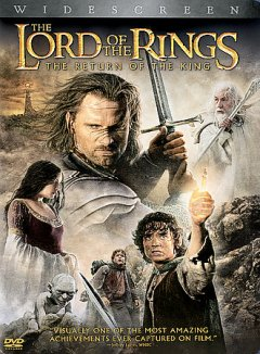 Lord of the rings. Return of the king cover image