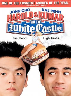 Harold & Kumar go to White Castle cover image