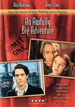 An awfully big adventure cover image
