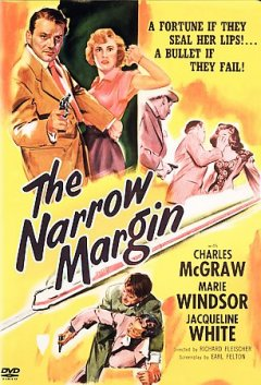 The narrow margin cover image