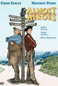 Almost heroes cover image
