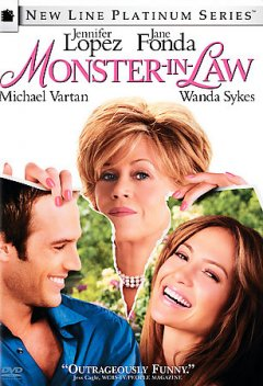 Monster-in-law cover image