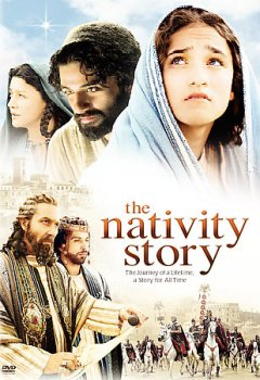 The nativity story [Blu-ray + DVD combo] cover image