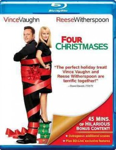 Four Christmases cover image