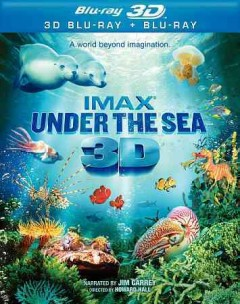 Under the sea [3D Blu-ray + Blu-ray combo] cover image