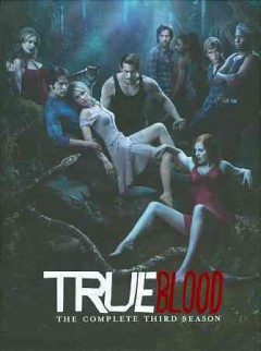 True blood. Season 3 cover image