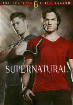 Supernatural. Season 6 cover image