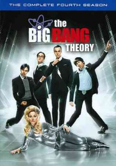 The Big bang theory. Season 4 cover image
