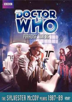 Doctor Who. Story 149, Paradise towers cover image