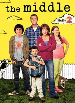 The middle. Season 2 cover image