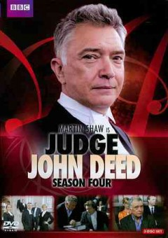 Judge John Deed. Season 4 cover image